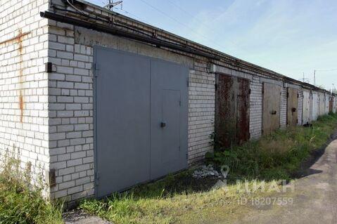 Продажа гаража, Архангельск, Карпогорская улица - Фото 1