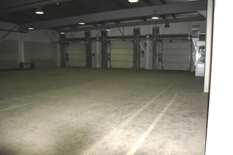 Сдам теплое складское помещение 2500 м2 класса В+ - Фото 4
