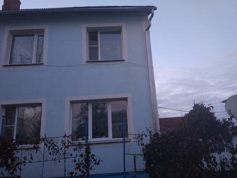 Дом 2-ух эт. 72,4 кв.м.участок 11,4 сот г. Можайск - Фото 1