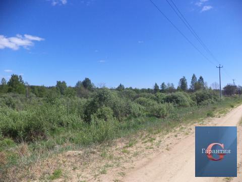 Участок в с.Заречье на ул.Лесной на краю озера - Фото 2