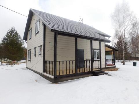 Дом 160 м кв , 11 соток, Калужское ш Папино - Фото 2