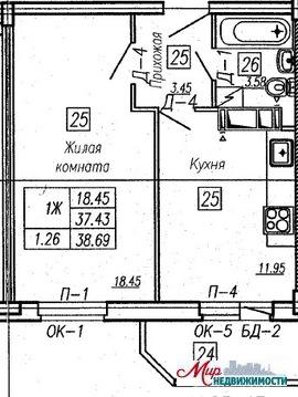 Продажа квартиры, Калуга, Маяковского пл. - Фото 2