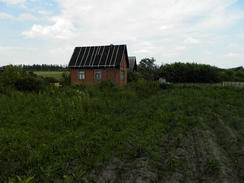 Дамба cнт Ясногорск г. Дача 20 кв.м участок 6 соток Ясногорский район - Фото 1
