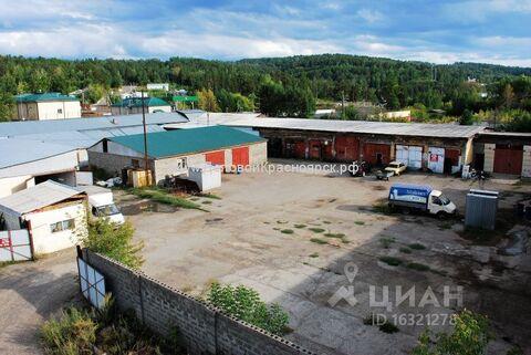 Производственное помещение в Красноярский край, Железногорск . - Фото 1