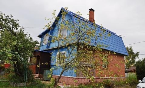 Дача 145 кв.м. на участке 12 сот. в СНТ Прибор д.Захарово 70км от МКАД - Фото 5