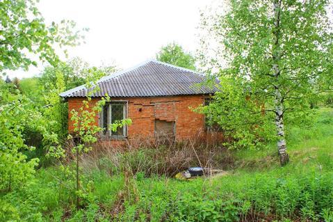 Дом охотников на берегу реки в д. Кашилово Волоколамского района. - Фото 1