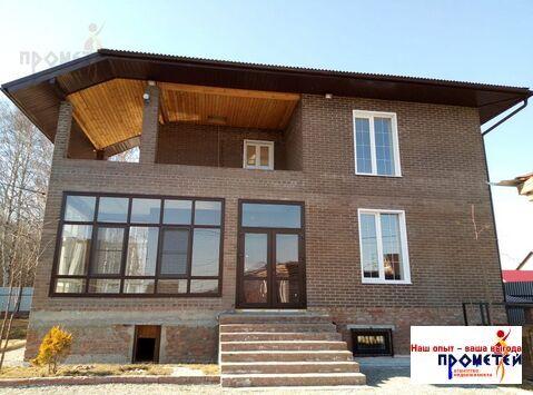 Продажа дома, Марусино, Новосибирский район, Молодёжная (Лебяжье мкр) - Фото 1