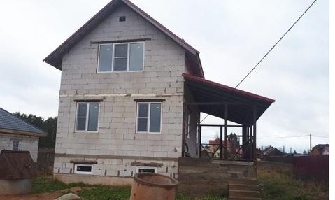 Новый дом д. Даймище Гатчинский район - Фото 1