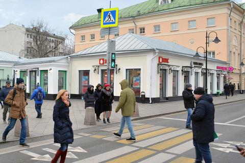 Готовый арендный бизнес 71,3 кв.м м.Третьяковская - Фото 5