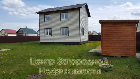 Дом, Киевское ш, Калужское ш, 80 км от МКАД, село Совхоз Победа, . - Фото 3
