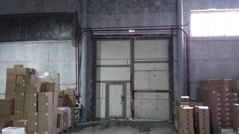 Теплый склад 650 кв.м. аренда - Фото 4