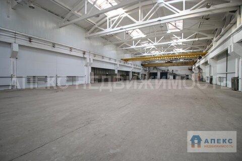 Аренда помещения пл. 3627 м2 под склад, производство, , офис и склад, . - Фото 1