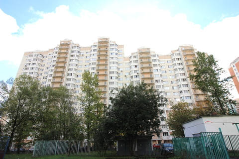 Продажа 1-ком.квартиры у метро Молодежная - Фото 1