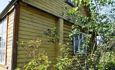 Дача бревенчатая 55 кв.м. на 9 сот в СНТ Шелковик-3 - Фото 2