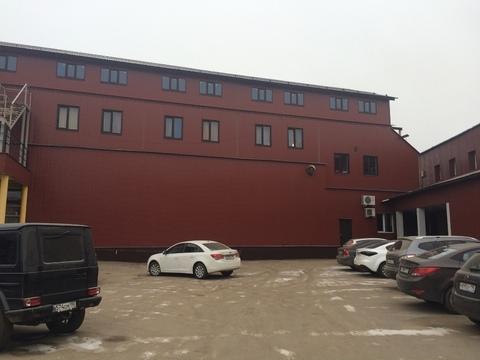 Складской комплекс 16500 м2 в Лобне - Фото 3