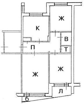 Продажа квартиры, Великий Новгород, Ул. Парковая - Фото 2