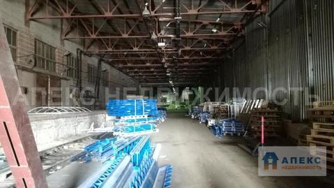 Аренда склада пл. 2175 м2 Мытищи Ярославское шоссе в складском . - Фото 1
