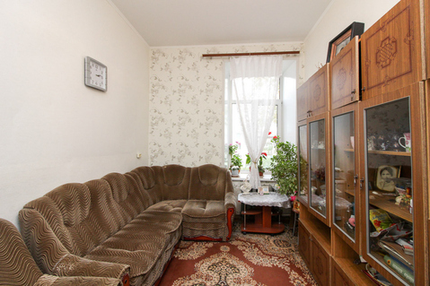 Владимир, Перекопский городок, д.21, комната на продажу - Фото 1