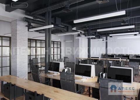 Аренда офиса 678 м2 м. Чкаловская в бизнес-центре класса А в Басманный - Фото 2