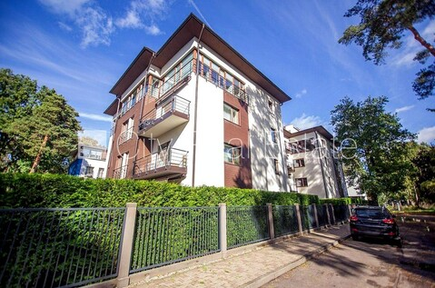 Продажа квартиры, Проспект Дзинтару - Фото 1