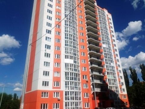 Продажа однокомнатой квартиры в Липецке. ЖК Жуковский-2 - Фото 2