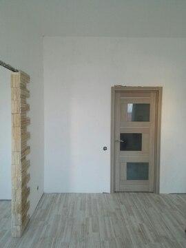 Однокомнатная в новом доме с ремонтом под ключ. Вокзальная 26а - Фото 3
