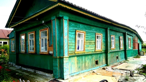 Дома, дачи, коттеджи, ул. Зеленая, д.1 - Фото 2