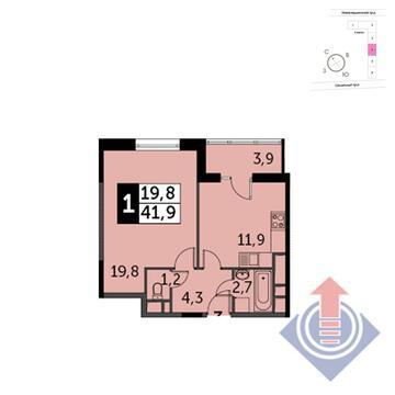 Продажа квартиры, Москва, м. Владыкино, Сигнальный проезд - Фото 1