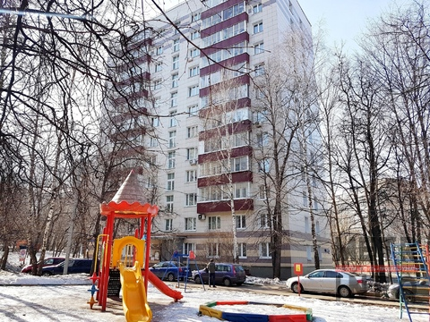 Продажа 1-комн. квартиры 37м2 Очаковское шоссе 15к1 - Фото 1