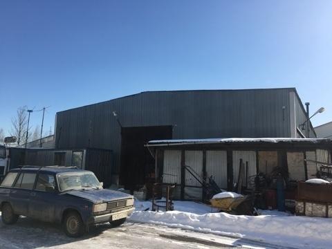 Сдается теплое производственно - складское помещение 600 м.кв.