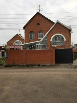 Продается: дом 270 м2 на участке 10 сот - Фото 1