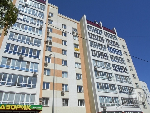Продается 2-комнатная квартира, ул. Ворошилова, д. 19 - Фото 1