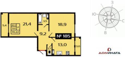 Продажа квартиры, Ильичево, Выборгский район, Ул. Парковая - Фото 4