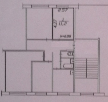 Комната с адресацией мкр. Солнечный - Фото 1