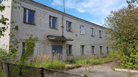 Двухэтажное кирпичное здание в г. Фурманов. - Фото 1