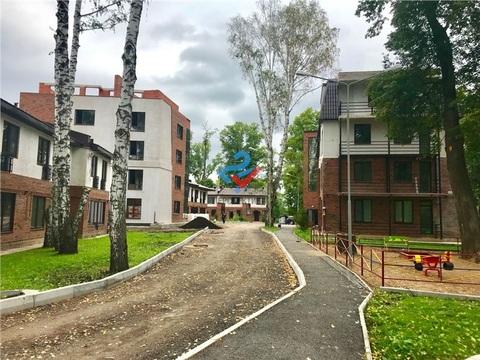 2-к квартира смарт 40 м2 в с. Миловка - Фото 2
