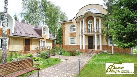 Дом в аренду625 кв. м,  17 сот, Калужское шоссе,  37 . - Фото 1