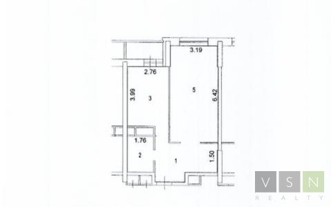 Продается квартира г.Реутов, Носовихинское ш., Купить квартиру в Реутове по недорогой цене, ID объекта - 320733940 - Фото 1