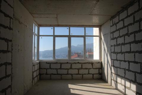 Просторная 2-комнатная квартира в новом доме, пгт.Массандра - Фото 1