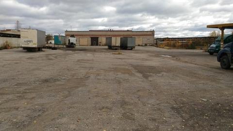 Продам производственную площадку 11 581 кв. м. - Фото 5