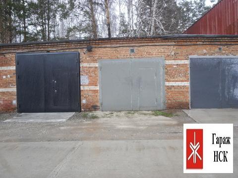 Продам капитальный гараж, ГСК Механизатор № 35. Шлюз - Фото 1