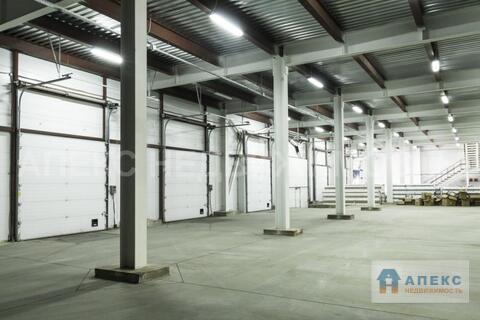 Аренда помещения пл. 6912 м2 под склад, аптечный склад, производство, . - Фото 4