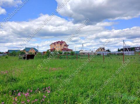 Новорижское ш. 57 км от МКАД, Неверово, Участок 40 сот. - Фото 2