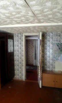 Дом бревенчатый в Чебоксарском районе, с. Ишлеи. - Фото 4