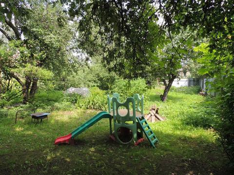 Продается часть дома на участке 14 соток в поселке Дружба, г.Мытищи - Фото 5