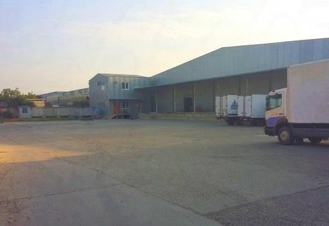 Сдается складское помещение по ул. Новороссийской, 1500 м2 - Фото 2