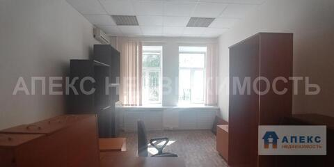 Аренда офиса 170 м2 м. Арбатская апл в бизнес-центре класса В в Арбат - Фото 4