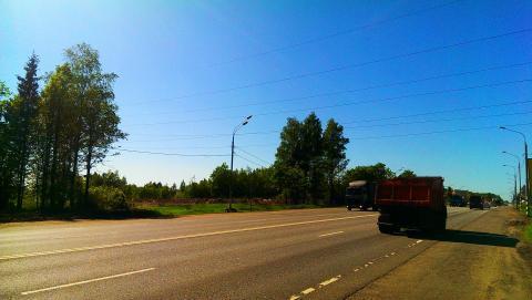 1,1 Га общественно-делового значнения в черте гор. Клин Московской обл - Фото 1