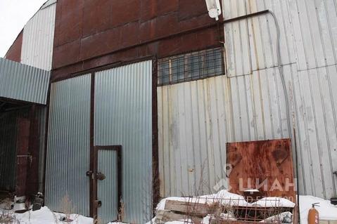 Производственное помещение в Тюменская область, Тюмень ул. Ветеранов . - Фото 1