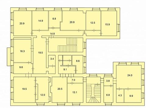 Продажа здания 746.7 кв.м, м.Елизаровская - Фото 3